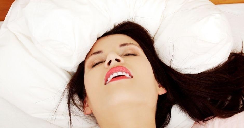 kobieta orgazm