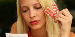 kobieta, tabletki