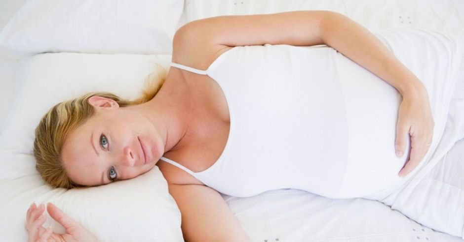 kobieta w ciąży, zapalenie pęcherza w ciąży, dolegliwości ciążowe
