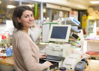 kobieta w pracy 500+