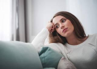 Kobieta z wahaniami prolaktyny