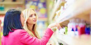 kobiety w sklepie, zakupy, drogeria