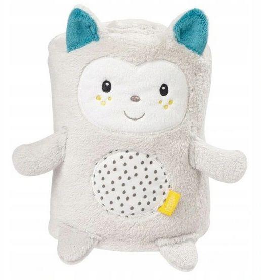 zabawki dla dzieci z autyzmem kocyk przytulanka