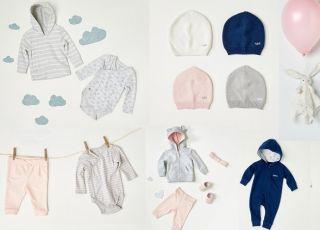 Kolekcja Reserved Newborn - ubrania dla noworodków i niemowlaków