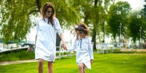 Kolekcja ubrań Pepe y Flor dla mamy i córki