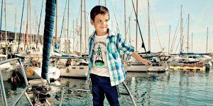 kolekcja wiosna-lato 2014, ubrania dla dzieci, Reserved Kids, ubrania dla chłopców