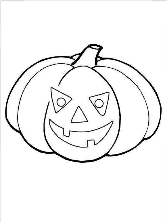 kolorowanki halloween