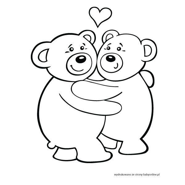 Walentynki Kolorowanki Dla Dzieci Strona 8 Mamotoja Pl