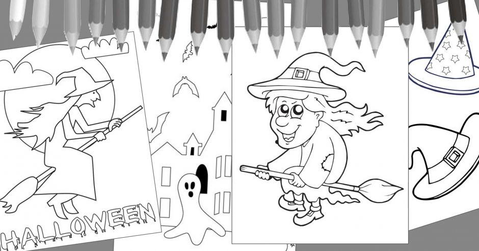 Halloween Najfajniejsze Kolorowanki Dla Dzieci Mamotoja Pl