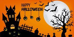 Kolorowanki na Halloween