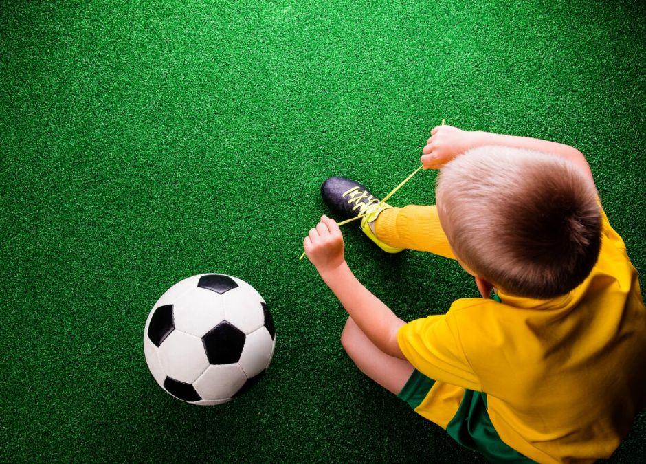 kolorowanki piłkarskie