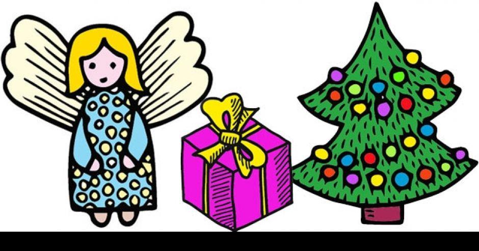 kolorowanki świąteczne