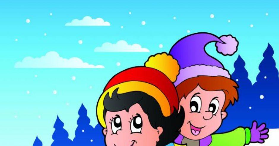 Zimowe kolorowanki dla dzieci do druku | Strona 1 | Mamotoja pl
