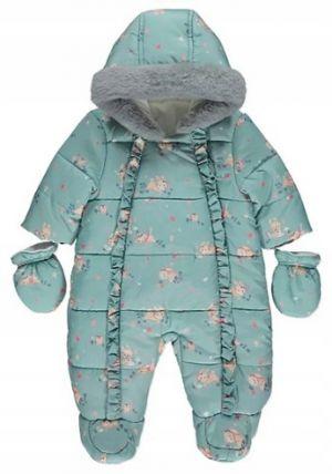 Kombinezon niemowlęcy na zimę