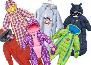 kombinezony zimowe dla niemowląt 2014