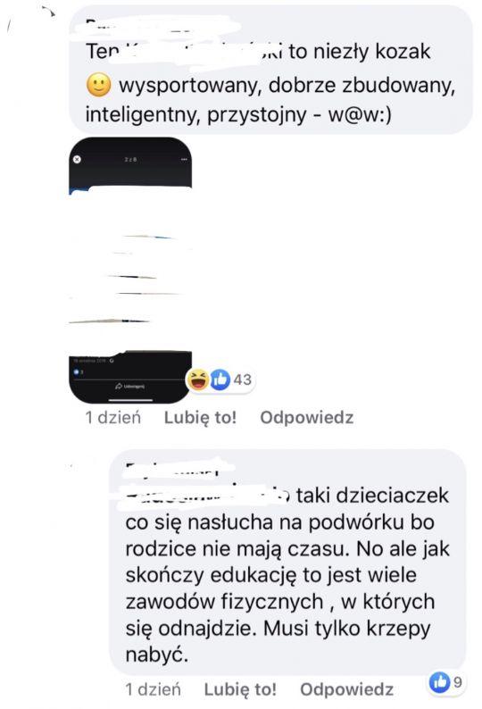 Fani Saramonowicza wyśmiewają jego przeciwników