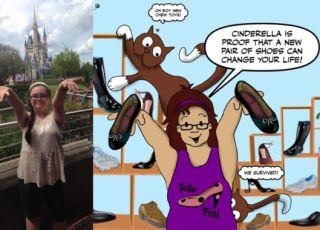 Komiks o 15-latce z zespołem Downa