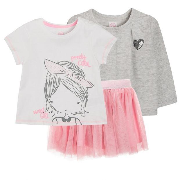 komplet dla dziewczynki niemowlęcia cool club smyk.com 40zł z 79.99zł.jpg