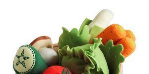 Komplet warzyw