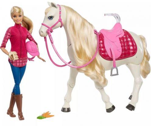 Koń dla Barbie