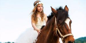 Koń na pierwszą komunię
