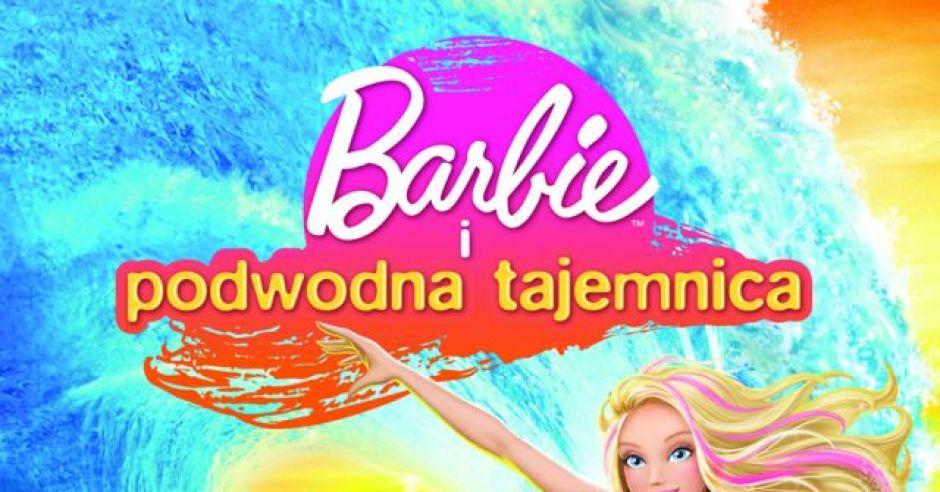 """konkurs """"Barbie i podwodna tajemnica"""""""