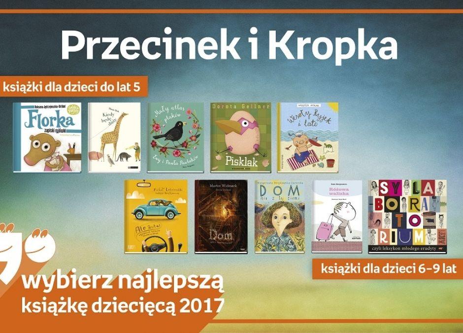 konkurs Przecinek i Kropka