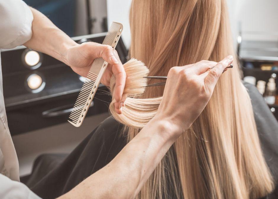 koronawirus a wizyta u fryzjera
