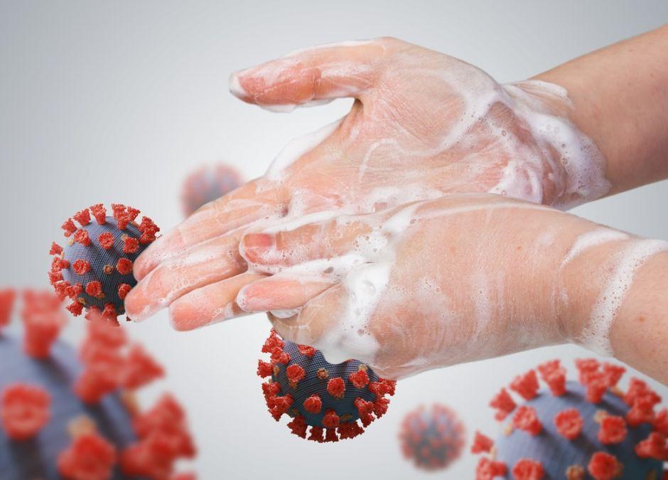 koronawirus jak myć ręce