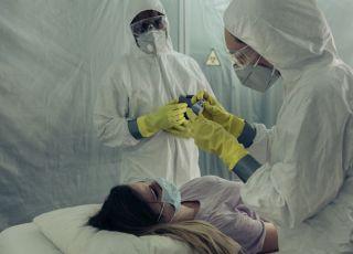 koronawirus: jak wygląda praca lekarzy?