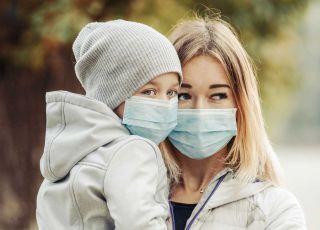 Koronawirus: maski na twarz
