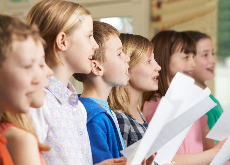 koronawirus: zakaz śpiewania w szkole