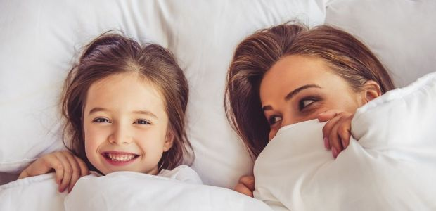 Korzyści ze wspolnego spania dziecka z matką są nieocenione