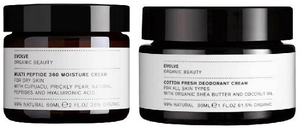 Kosmetyki marki Evolve