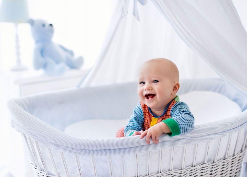 Kosz Mojzesza Najlepszy Dla Noworodka Wybrac Wiklinowy Czy Z Bawelny Ranking Mamotoja Pl