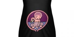 koszulka ciążowa, t-shirt ciążowy, bluzka dla kobiet w ciąży, śmieszne koszulki