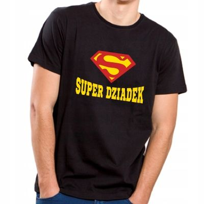 koszulka dla superdziadka