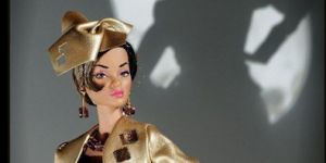 Kreacje dla lalek Barbie - Anicetta