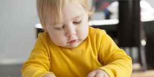 Kredki dla rocznego dziecka