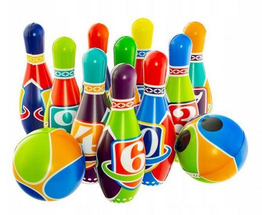 zabawki dla dzieci z autyzmem kręgle domowe