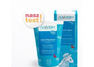 krem, Alpaderm, kosmetyki dla dzieci