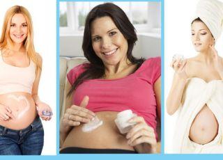 krem dla kobiety w ciąży