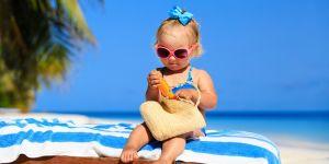 Krem z filtrem UV dla dziecka