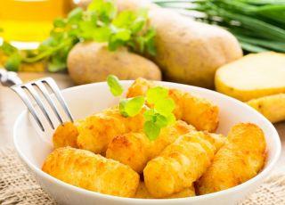 krokiety z warzywami dla dzieci