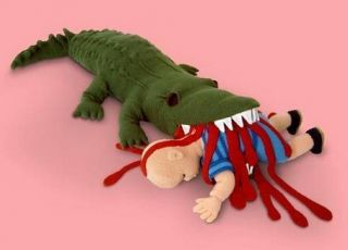 krwawa zabawka