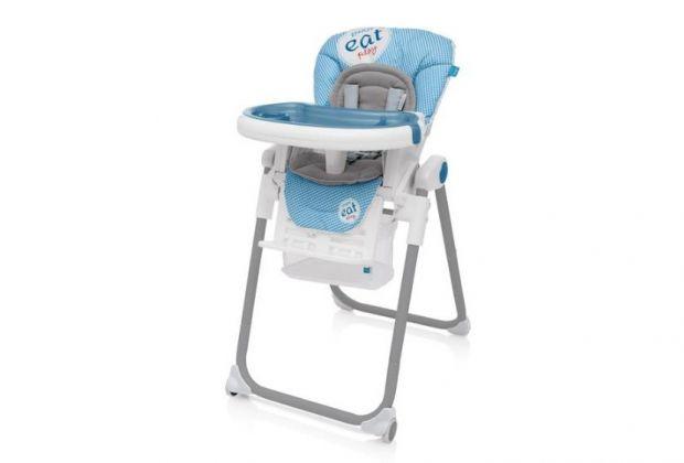 Krzesełko do karmienia, Baby Design