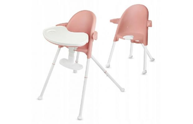 Krzesełko do karmienia Pini 2w1, Kinderkraft