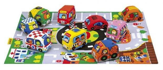 Samochodziki dla dzieci