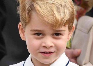 Książę George jest bardzo podobny do swojej mamy