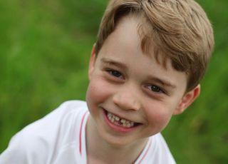 Książę George skończył 6 lat